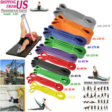 Heavy Duty Resistance Bands Loop for Gym Exercise Pull up Fitness Workout band