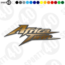 AFRICA TWIN Vinyl Decals / Stickers  - 2 colour - CRF 1000L 750  2204-0319