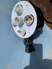 Tricolour Fx 1-5 Studio Photography Light Lamp