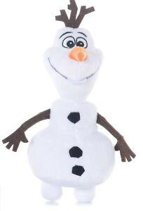"""OFFICIAL DISNEY FROZEN OLAF SNOWMAN 14""""/ 36cm PLUSH SOFT TOY 10004  P7A"""