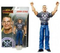 "MATTEL WWE WRESTLEMANIA CORE 6"" ACTION FIGURES - JOHN CENA - NEW BOXED"