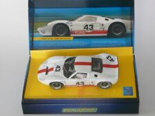 SCALEXTRIC C2941A FORD GT40 1966 #43 German limited 2000ex new in box
