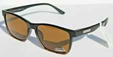SUNCLOUD Dexter POLARIZED Sunglasses Black Tortoise Fade/Brown NEW Smith