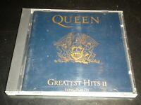 Queen - Greatest Hits 2 - CD Album 1991 Queen Productions Ltd - Freddie Mercury