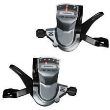 Shimano Alivio M4000 Left and Right Gear shifters 9 speed Levers - Pair