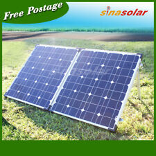 100W Foldable Portable Solar Panel for outdoor Caravan