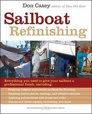 Sailboat Refinishing by Casey, Don (Book book, 2007)