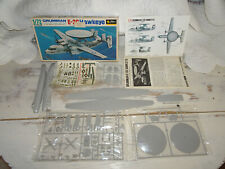1/72 FUJIMI GRUMMAN E-2C HAWKEYE maquette avion boxed model kit plane