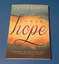 The Power of Hope Dutch Sheets & Unveiling of Revelation Roy B Finch two for one