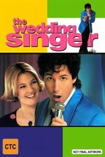 The Wedding Singer (DVD, 2002) Region 4 Used in Good Condition with Free Postage