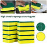 5pcs Sponge Cleaning Dish Washing Catering Scourer Scouring Pad Kitchen Pop