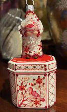 Patricia Breen Santa For Mini Red Chinoiserie Gumps Exclusive