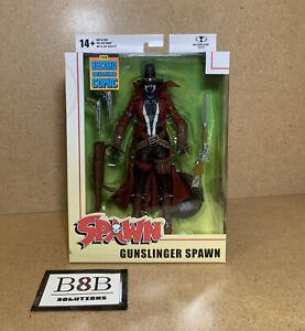 "✅ McFarlane Toys Spawn Deluxe 7"" Figure - Gunslinger Target Exclusive - IN HAND"