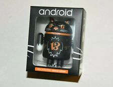 1 Android LUCKY LUCY Halloween Black Cat Special Ed Figure Google vinyl toy art