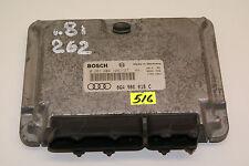 0261204126 Original Audi A3 8L Motorsteuergerät Steuergerät Motor 0261204127