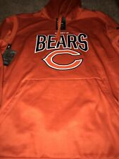 Mens Nike 2019 On Field Chicago Bears Circuit Hoodie Sweatshirt Size 2XL