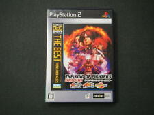 King of Fighters -Orochi Hen- PlayStation2 JP GAME.