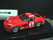 DODGE Chrysler Viper Competition Racing Cola UMBAU rot red 1:43
