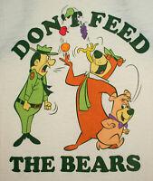 HB Hanna Barbera Yogi Bear Basketball Tank Top Shirt New NOS XL 2018 Womens