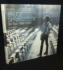 Bruce Springsteen: On Tour 1968 - 2005 by Dave Marsh (Hardback, 2006) UK EDITION