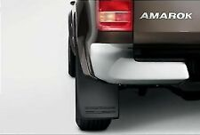 GENUINE VW AMAROK FRONT MUDFLAPS 2H0075111E