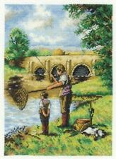 That's The Way To Do It Son - Cross Stitch Kit