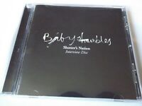 Babyshambles Shotters Nation Interview Disc CD Peter Doherty Libertines