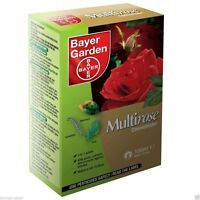 Bayer Garden Multirose Concentrate2 3 in 1 Action Kills Pests Control Disease