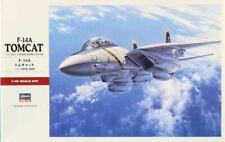 Hasegawa 1:48 F-14A Tomcat US Navy Carrier-Borne Fighter Kit #PT46 #07246U