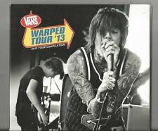 Vans Warped Tour 2013 Compilation by Various Artists 2 CD Never Shout Never EX D