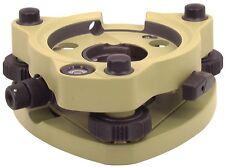 Adirpro Tribrach w/ Laser Plummet for Topcon Sokkia Leica, Seco, Surveying