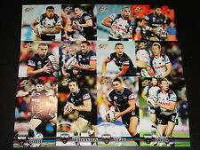 2009 CHAMPIONS NRL TEAM SET OF 12 CARDS PENRITH PANTHERS