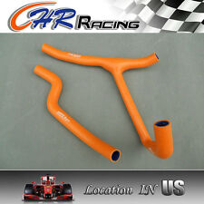 FOR KTM ATV 450XC 525XC 2008-2011 08 09 10 11 Silicone Radiator Hose