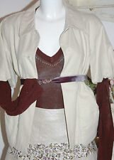 Noa Noa New  Kurz Jacket Jacke Blazer Shimmering Cotton Paper size: L  Neu