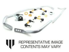 Whiteline BHK009 Sway Bar Kit Front & Rear fits Honda Civic EJ/EK fits Honda ...