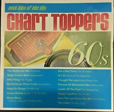 Chart Toppers: Rock Hits of the 60s by Chart Toppers (CD, May-1998, Priority Rec