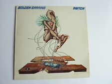 GOLDEN EARRING SWITCH VINYL LP IN EXCELLENT CONDITION  2406 117 SUPER