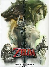 GAME MUSIC-THE LEGEND OF ZELDA: TWILIGHT PRINCESS HD-JAPAN 3 CD L10