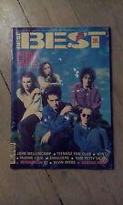 BEST N° 285 / AVRIL 1992 / THE CURE / MELLENCAMP / TEENAGE FAN CLUB