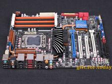 ASUS P6T DELUXE V2 placa madre socket LGA 1366 B Intel X58 DDR3 ATX! probado!