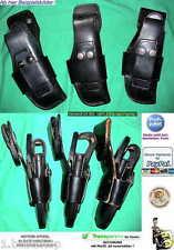 PISTOLENHOLSTER GUN HOLSTER PISTOLE SIG SAUER P225 P6 HK PISTOLERA POLIZEI BW BD