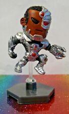 DC Grab Zags CYBORG Mini Figure Mint OOP