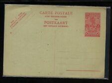 Ruanda Urundi large postal card unused Ms0916
