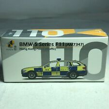1/64 Scale TINY BMW 5 Series F11 Hong Kong Police Traffic Car