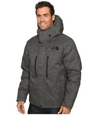 2017 NWT MENS THE NORTH FACE HIMALAYAN LIFESTYLE JACKET $399 L tnf black tweed