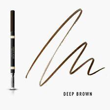 MAX FACTOR BROW SHAPER EYEBROW PENCIL 1g-DEEP BROWN 30-BRAND NEW-FREE P+P