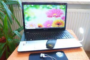 Packard Bell LE11 l 17 Zoll HDP l SSD NEU AKKU NEU l Windows 10 64 l 8GB RAM AMD
