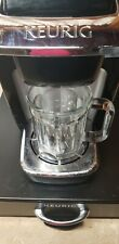KEURIG Coffee Maker with Pod Storage Stand