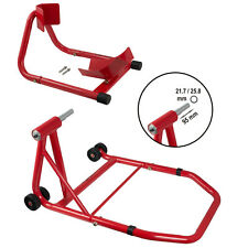 Paddock Stand Motorcycle Swing Arm Ducati Wheel Chock