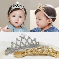 des accessoires pour cheveux princesse bébé bandeau couronnes coiffure ruban